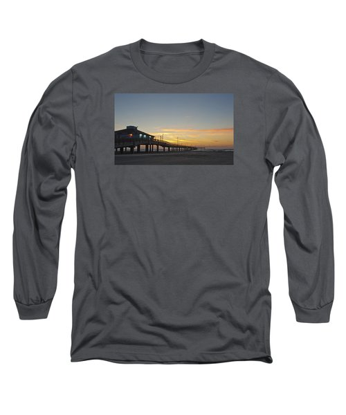 Ocean Pier Long Sleeve T-Shirt