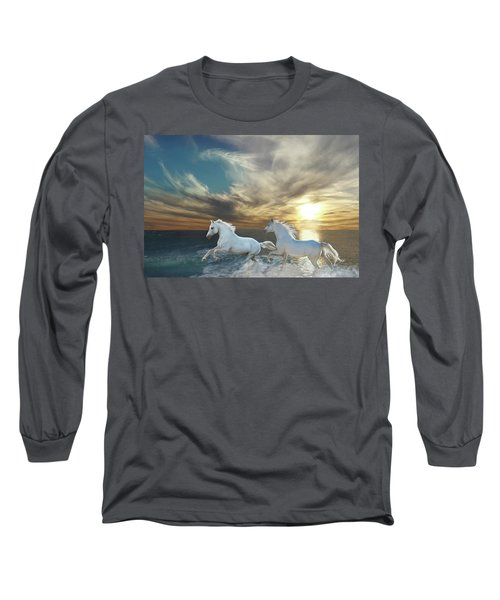 Ocean Play Long Sleeve T-Shirt