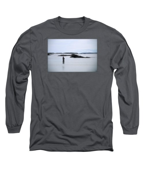 Ocean Solitude Long Sleeve T-Shirt