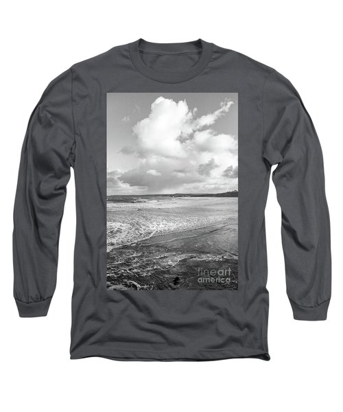 Ocean Texture Study Long Sleeve T-Shirt