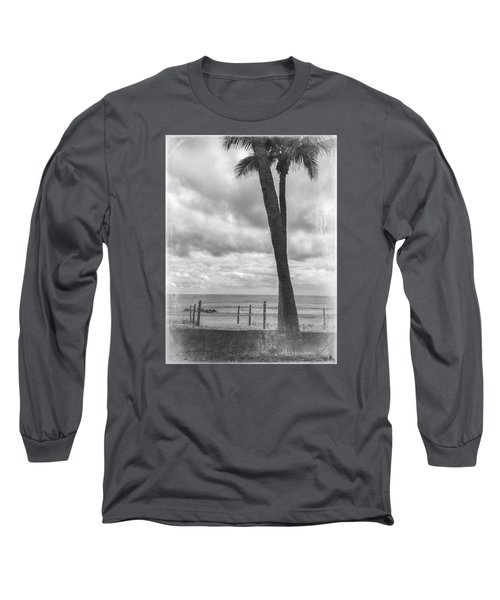 Ocean View Long Sleeve T-Shirt by Arlene Carmel
