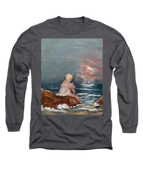 Oceanic Relaxation Long Sleeve T-Shirt