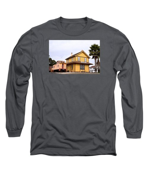 Oceano Depot Museum Long Sleeve T-Shirt