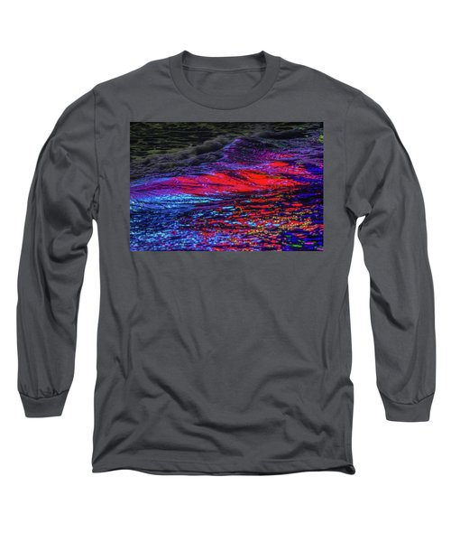 Oceans 2  Long Sleeve T-Shirt