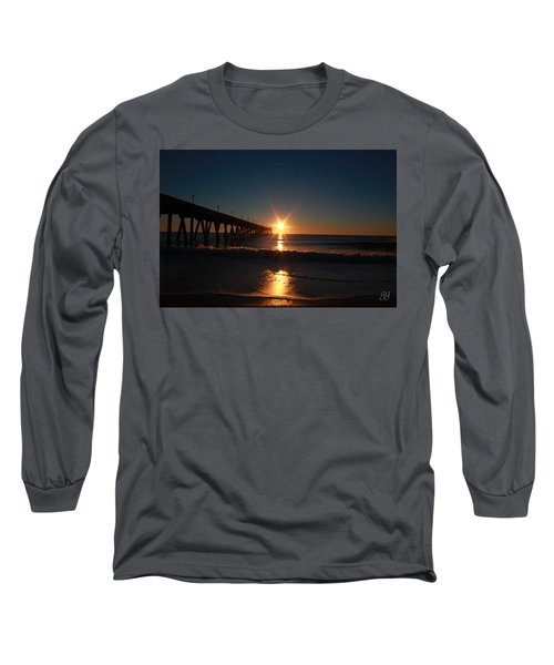Oceanview Sunrise Long Sleeve T-Shirt