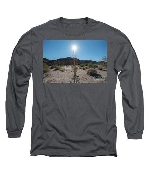 Ocotillo Glow Long Sleeve T-Shirt