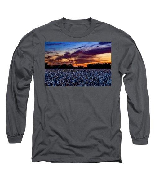 October Cotton Long Sleeve T-Shirt