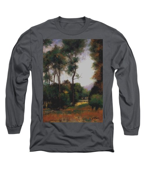 October Long Sleeve T-Shirt