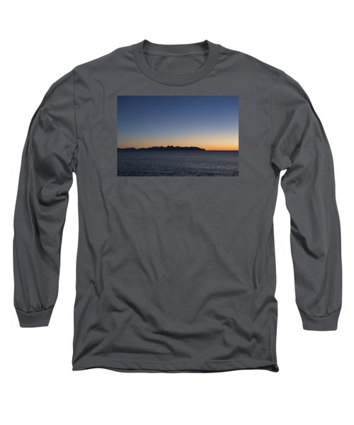 October Sunset Long Sleeve T-Shirt