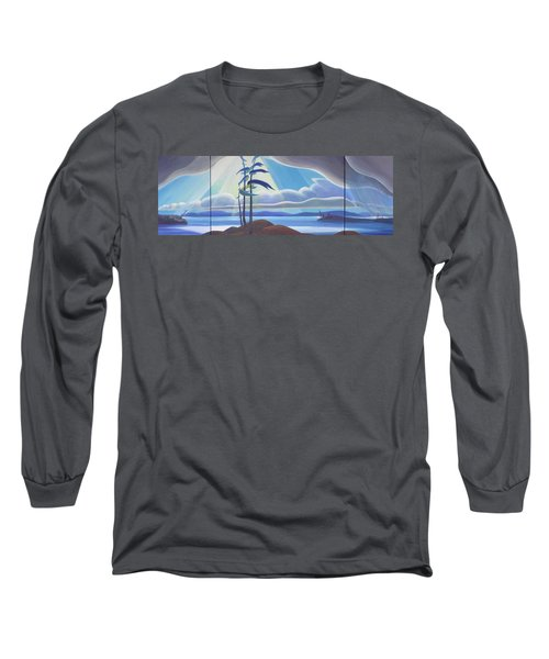 Ode To The North II Long Sleeve T-Shirt