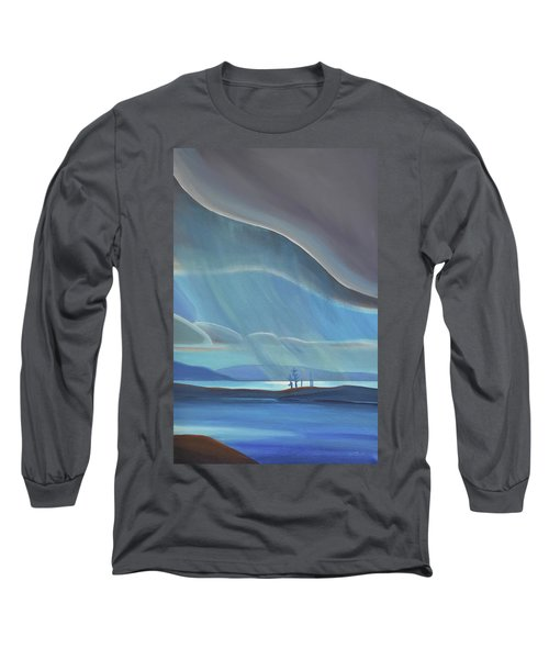 Ode To The North II - Rh Panel Long Sleeve T-Shirt