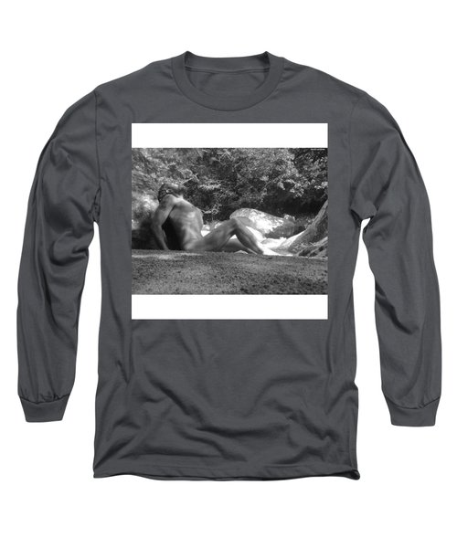Odisseus From Moly By David Long Sleeve T-Shirt