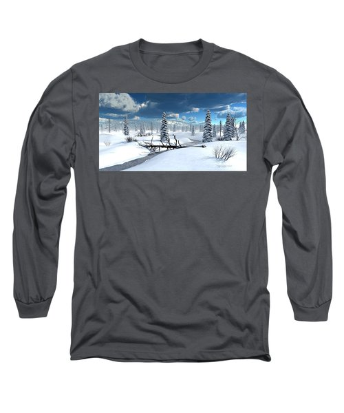 Of Blankets And Sheets Long Sleeve T-Shirt