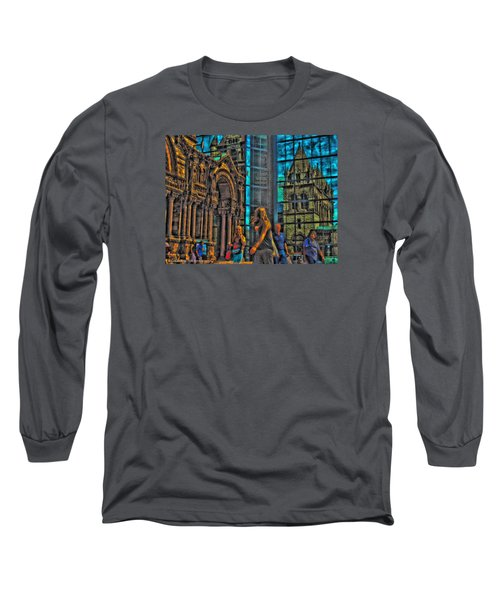 Of Light And Mirrors Long Sleeve T-Shirt
