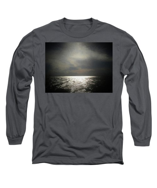 Of Places Far Away Long Sleeve T-Shirt by Ernie Echols