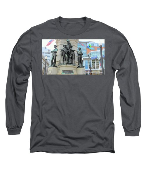 Of Soldiers And Sailors Long Sleeve T-Shirt