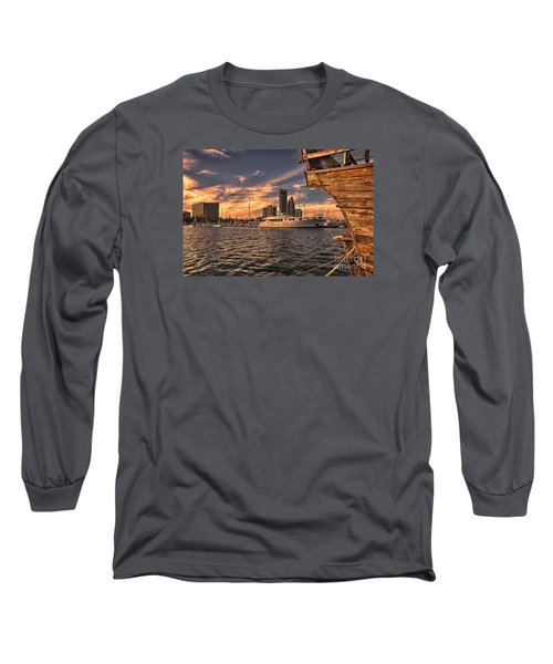 Off The Port Stern Long Sleeve T-Shirt