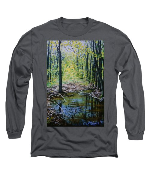 Off The Trail Long Sleeve T-Shirt