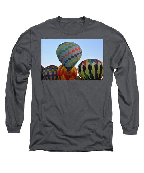 Off We Go Long Sleeve T-Shirt