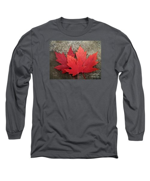 Oh Canada Long Sleeve T-Shirt