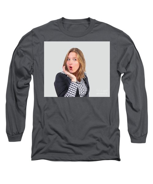 Oh Long Sleeve T-Shirt
