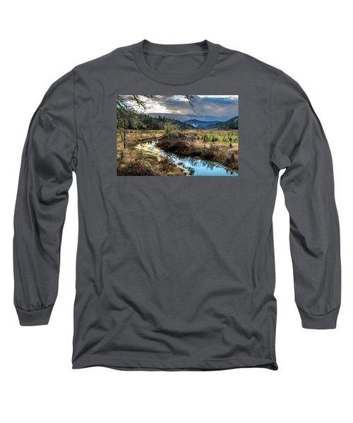 Ohop Creek Long Sleeve T-Shirt