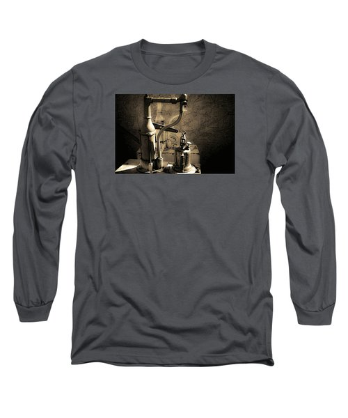 Oil Can Long Sleeve T-Shirt