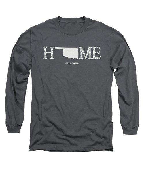 Ok Home Long Sleeve T-Shirt