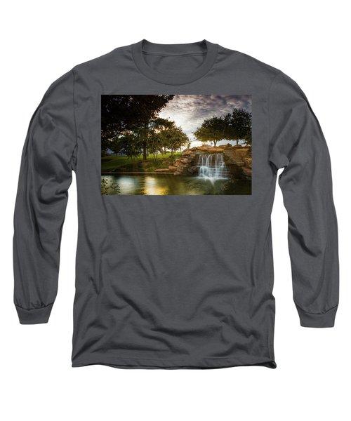 Okc Riverwalk Long Sleeve T-Shirt