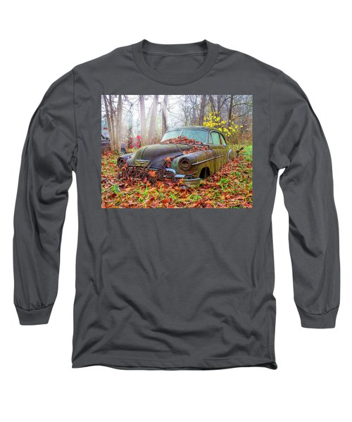 Ol' 49 Chevy Coupe Long Sleeve T-Shirt