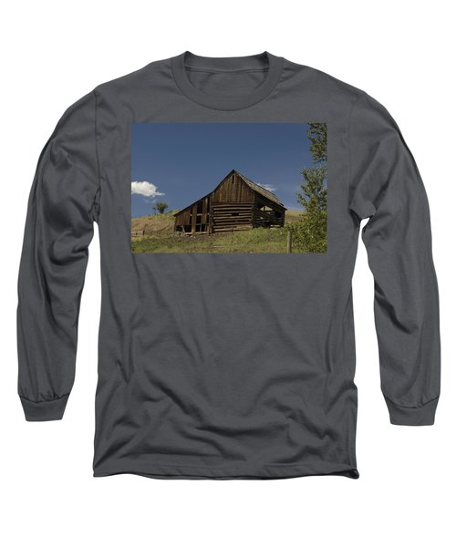 Old Barn 2 Long Sleeve T-Shirt