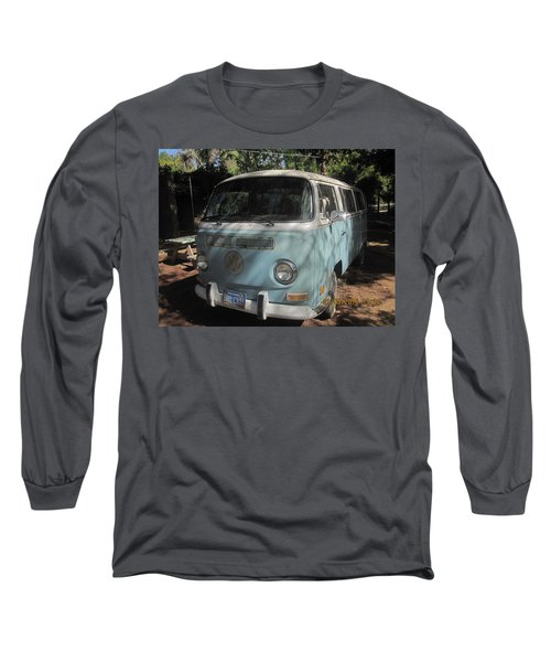 Old Beetle Bug Long Sleeve T-Shirt by Paul Meinerth