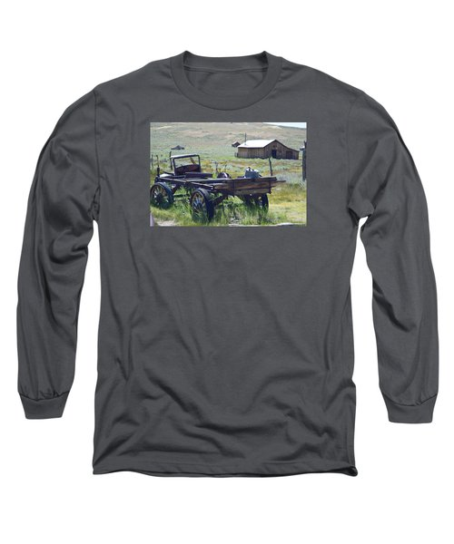 Old Bodie Wagon Long Sleeve T-Shirt