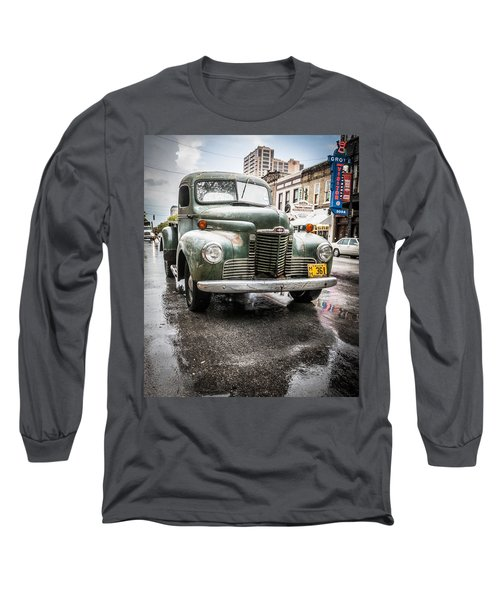 Old But Rolling Long Sleeve T-Shirt