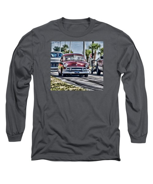 Old Car 1 Long Sleeve T-Shirt