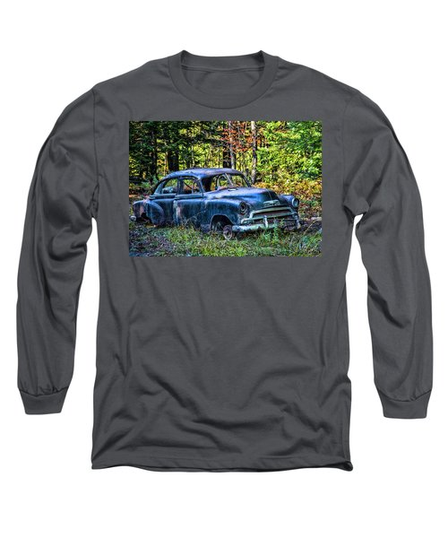 Old Car Long Sleeve T-Shirt