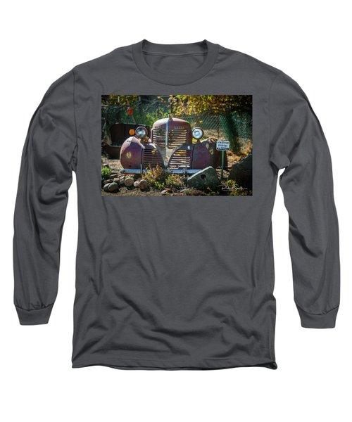 Old Dodge Rust Bucket Long Sleeve T-Shirt