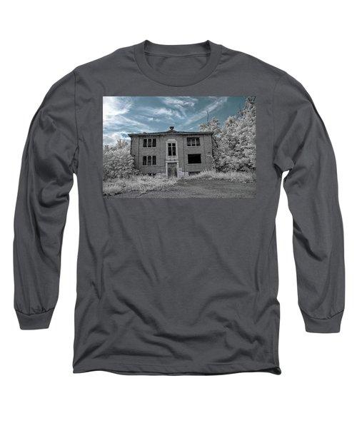 Old Edmonton High School Ir 2 Long Sleeve T-Shirt