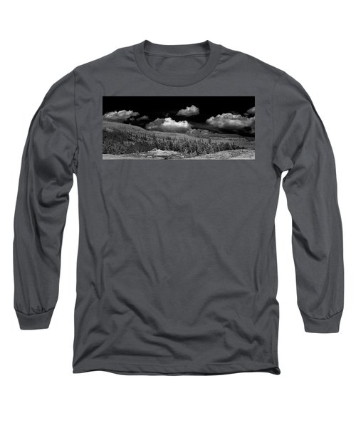 Old Faithful Ir  Long Sleeve T-Shirt