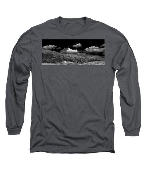 Old Faithful Ir  Long Sleeve T-Shirt
