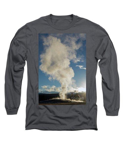 Old Faithfull Long Sleeve T-Shirt
