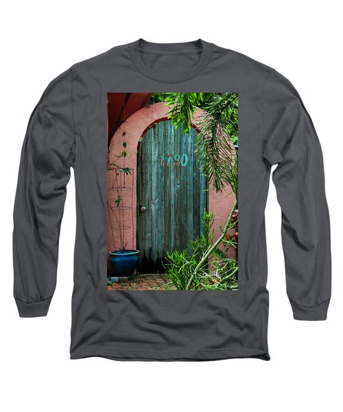 Old Florida 7 Long Sleeve T-Shirt