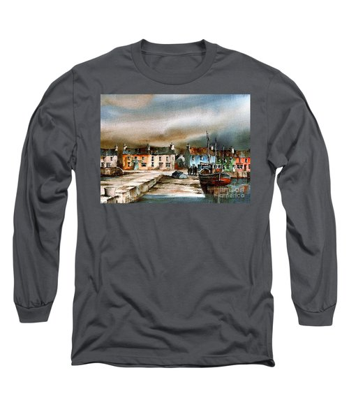 Old Harbour Dingle, Kerry Long Sleeve T-Shirt