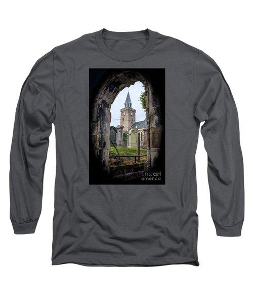 Old High St. Stephen's Church Long Sleeve T-Shirt