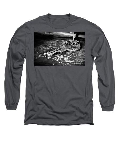 Old Key Long Sleeve T-Shirt