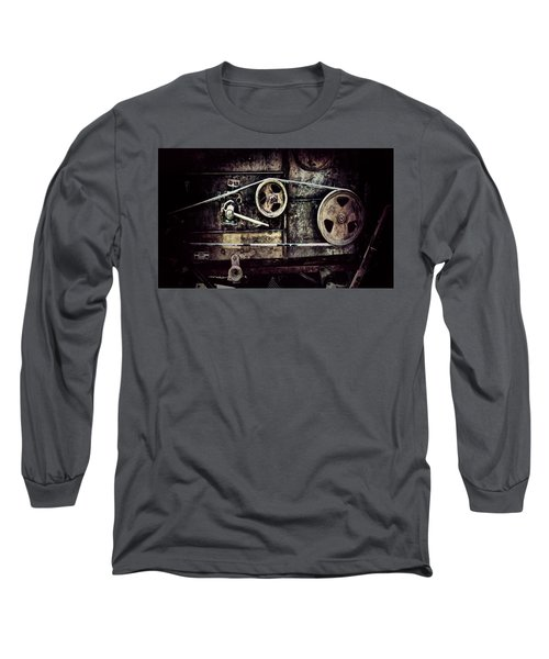 Old Machine Long Sleeve T-Shirt