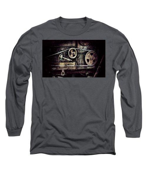 Old Machine Long Sleeve T-Shirt
