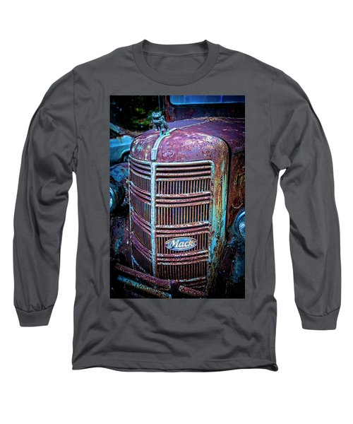 Old Mack Grille Long Sleeve T-Shirt