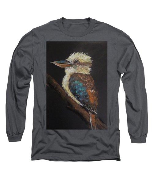 Old Man Kookaburra Long Sleeve T-Shirt