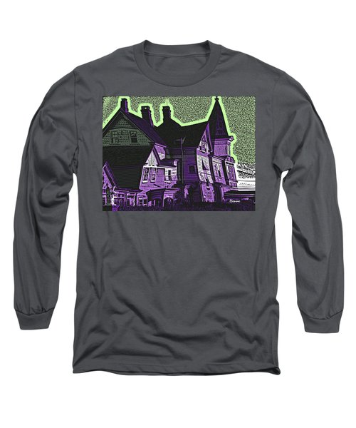 Old Meets New Long Sleeve T-Shirt